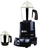 SilentPowerSunmeet MA MGJ 2017-62 MA ABS Body MGJ 2017-62 600 W Mixer Grinder(Multicolor, 2 Jars)