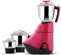 Butterfly Splendid 750 Watt 3 Jars 750 W Mixer Grinder(Candy Pink, 3 Jars)