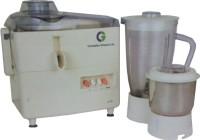 Crompton RJ 450 W Juicer Mixer Grinder(White, 2 Jars)