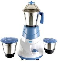 Boss B222 500 W Mixer Grinder (3 Jars, Blue)