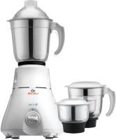 Bajaj GX 11 600 W Mixer Grinder(White, 3 Jars)