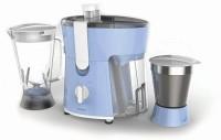Philips HL 7575/00 600 W Juicer Mixer Grinder(Blue, 2 Jars)