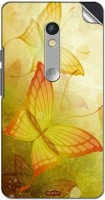 instyler STICKER-27272 MOTOROLA MOTO X PLAY Mobile Skin(Multicolor)