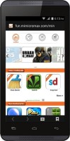 Micromax Canvas Fire 4 (Cosmic Grey, 8 GB)(1 GB RAM)