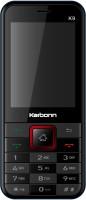 Karbonn Jumbo K9(Black and Red)