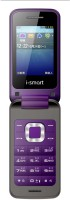 Ismart IS-204-Flip(Purple & Black)