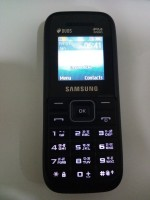 Samsung Sm-B110E/D(Black) - Price 1550 12 % Off