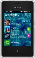 Nokia Asha 502 (White, 64 MB) - Price 3490 48 % Off