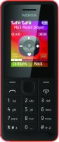 Nokia 107 Feature Phone Red