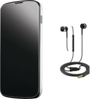 Nexus4 (E960) (White, 16 GB)(2 GB RAM) - Price 23350 11 % Off
