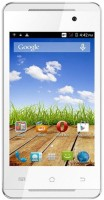 Micromax Canvas Fire (White & Silver, 4 GB)(512 MB RAM)