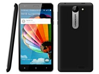 Videocon Krypton V50DA (Black, 8 GB)(1 GB RAM)