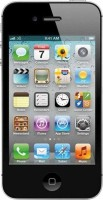 Apple iPhone 4s (Black, 16 GB)