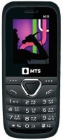 MTS ALL GSM SIM PHONE(Black)