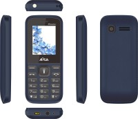 Aqua Phoenix - Dual SIM Basic Mobile Phone(Blue) - Price 849 15 % Off