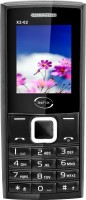 Infix Infine X2 02 Ulrta Dual Sim Multimedia(Black, White)