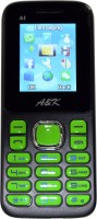 AK Bar Phone A 1(Black Green)