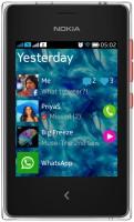 Nokia Asha 502 (Bright Red, 64 MB) - Price 3499 48 % Off