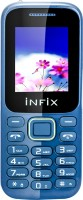 Infix Nexam N1 Ultra Dual Sim Multimedia With Auto Call Record(Blue) - Price 795