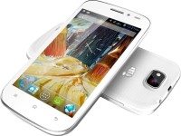 Micromax A71 Android Mobile Phone - White
