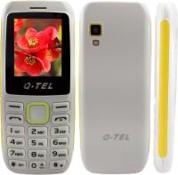 Q-Tel Q7(White, Yellow)