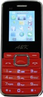 AK Bar Phone A 2(Red Black)