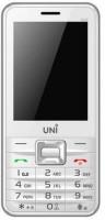 UNI 2.8 Inch Dual Sim Mobile(White)