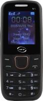 Infix Infix N1 Dual Sim Multimedia with Auto Call Record-Black(Black) - Price 795