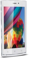 Iball Andi 4.5p IPS Glitter (White & Chrome, 4 GB)(1 GB RAM) - Price 3900 51 % Off