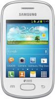 Samsung Galaxy Star (Ceramic White, 4 GB)(512 MB RAM) - Price 3900 29 % Off