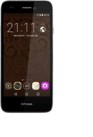 InFocus Bingo 50 M460 (Leather Black, 16 GB)(3 GB RAM)