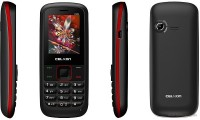 Celkon C-349(Black & Red)