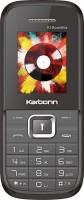 Karbonn K2 Star black red