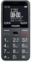 Philips E310 Senior Citizen(Grey)