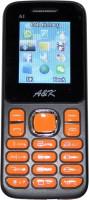AK Bar Phone A 1(Black, Orange) - Price 599 49 % Off