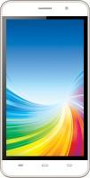 Intex Cloud 4G Smart (White & Champagne, 8 GB)(1 GB RAM)