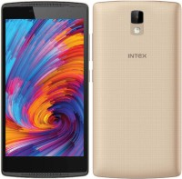 Intex Cloud Jewel (Champagne, 16 GB)(2 GB RAM)