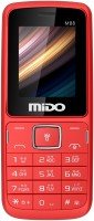 Mido M88(Red & Black)