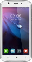 Videocon Infinium Z45 Dazzle (White/Silver, 8 GB)(1 GB RAM) - Price 2899 51 % Off
