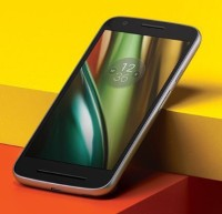 Moto E3 Power (Black, 16 GB)