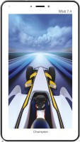 Champion Wtab 7.4 (White, 4 GB)(512 MB RAM)