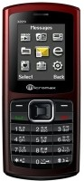 MICROMAX X229(RED & COFFEE) - PRICE 1999  - EDUCRATSWEB.COM