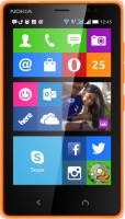 Nokia X2 Dual SIM (Bright Orange, 4 GB)(1 GB RAM)