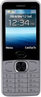 Infix A-12 Dual Sim Multimedia 2.4 Inches(Grey) - Price 999 9 % Off