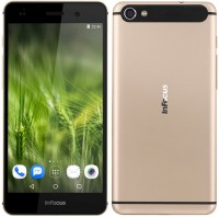 InFocus M808 (Dazzling Gold, 16 GB)(2 GB RAM) - Price 7949 48 % Off