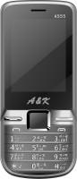 AK Bar Phone A 555(Grey) - Price 1190 45 % Off