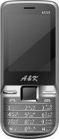 AK Bar Phone A 555(Grey)