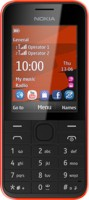 Nokia 208(Red) - Price 3999 28 % Off
