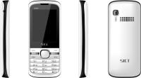 SICT GC999 GSM+CDMA (ALL SIM WORKING)(White+Blue) - Price 1499 40 % Off