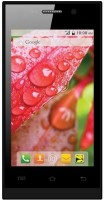 Intex Aqua Y2 (Black, 1 GB)(512 MB RAM) - Price 4690